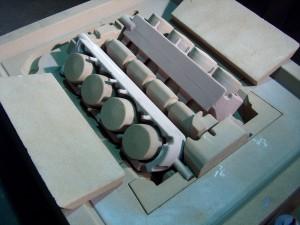 MR-1 Block Core Pattern 1
