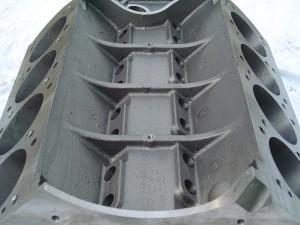 MR-1 Pontiac Block top vidw