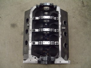 MR-1 Pontiac Block